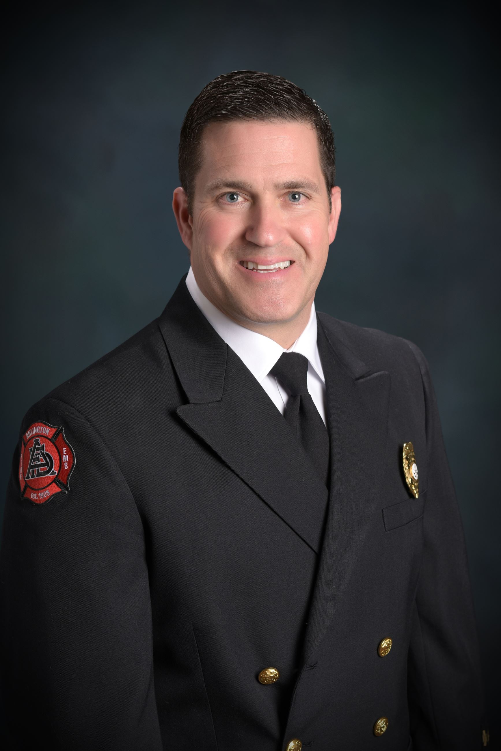 Dave Kraski - Deputy Fire Chief