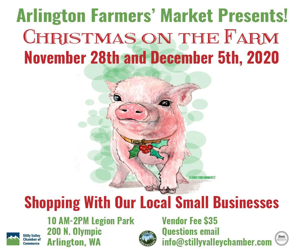 farmers market holiday event