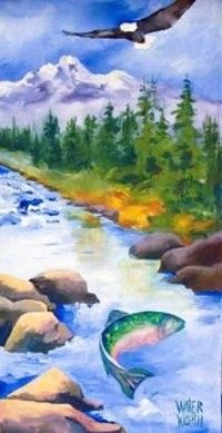 Streamlife of the Stillaguamish River
